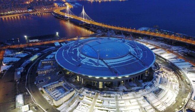Составлен рейтинг городов ЧМ-2018: лучший — Санкт-Петербург, худший — Саранск