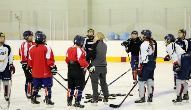 Ziemeļkorejas hokejisti attaisno pēc pozitīvām dopinga analīzēm