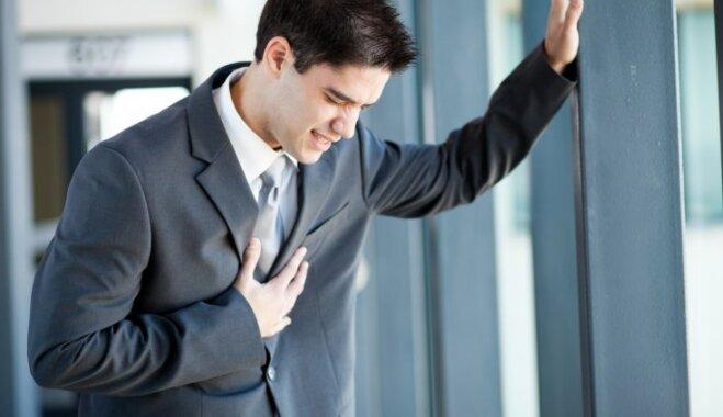 Miokarda infarkts: ieteikumi tā atpazīšanai un ātrai rīcībai, lai glābtu cilvēka dzīvību