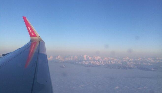 Paša plānots brauciens uz Eiropas 'jumtu' – ar vilcienu pāri sniegotiem Alpiem