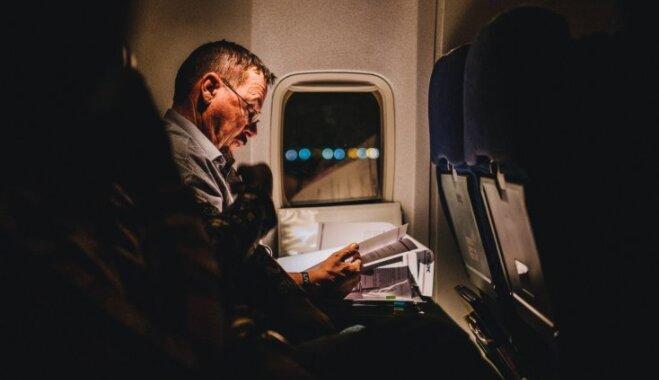 10 ieteikumi, kurus vajadzētu ievērot pirms katra lidojuma
