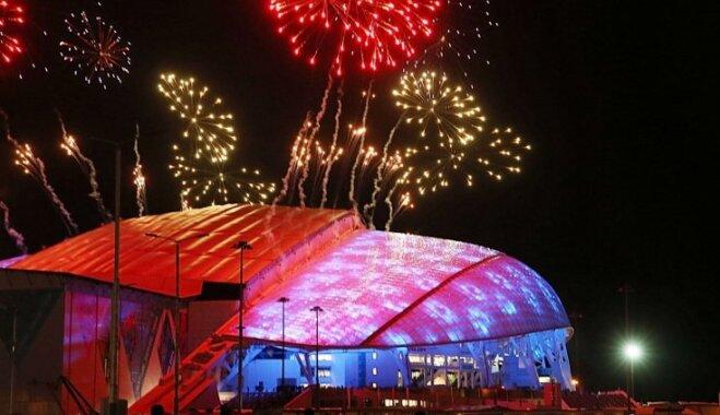 В Сочи закрываются XXII зимние Олимпийские Игры