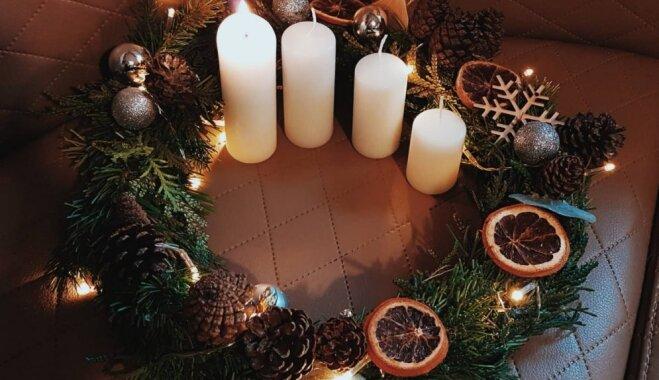 Līdz ar Pirmo adventi sākas Ziemassvētku gaidīšanas laiks