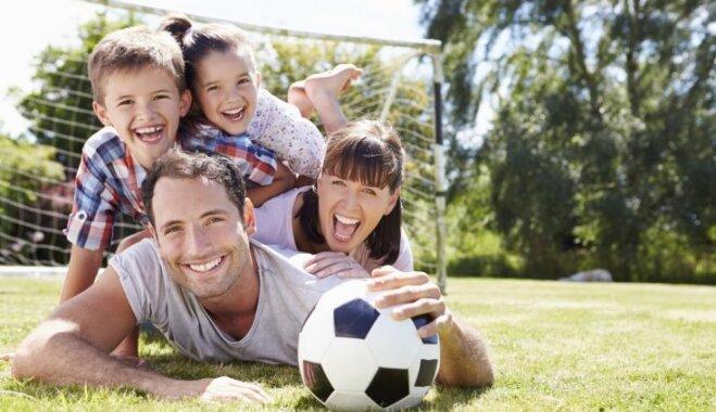 Vecmīlgrāvī norisināsies ģimeņu sporta spēles