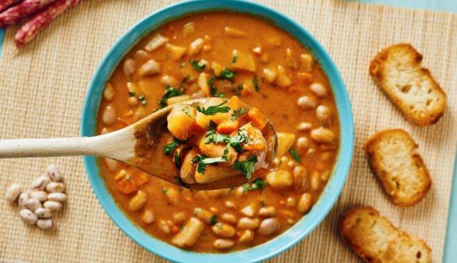 Быстрые супы - спасение занятых родителей: 14 рецептов для ужина за 30 минут