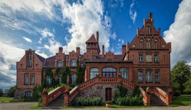 Šogad akcijā aicina apceļot ne tikai Latvijas, bet visas Baltijas pilis un muižas