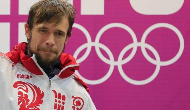 Sporta arbitrāžas tiesa atceļ Tretjakova un vēl 27 Krievijas sportistu diskvalifikācijas