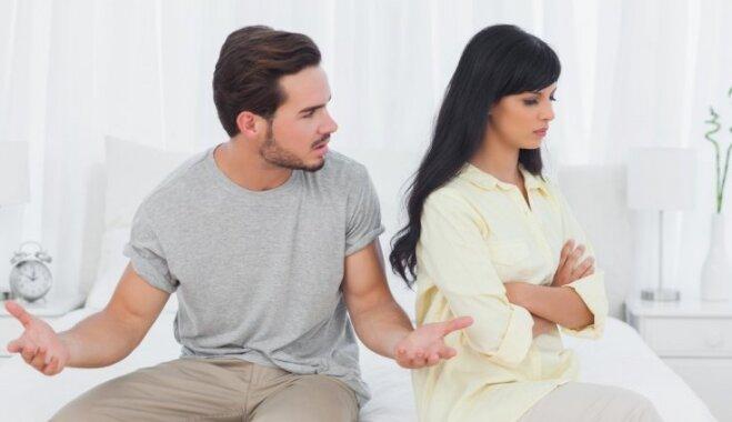 Frāzes, kuras vecāki nedrīkst viens otram sacīt bērnu klātbūtnē