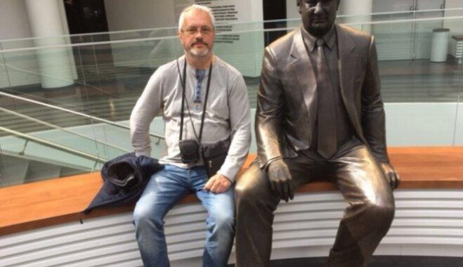 Ar 'Latvijām' ceļā uz Vladivostoku: krievu viesmīlība un Jeļcina muzejs