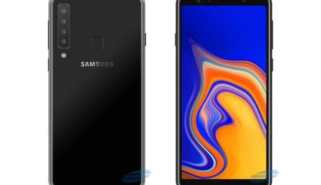 Samsung готовит смартфон с четырьмя модулями основной камеры