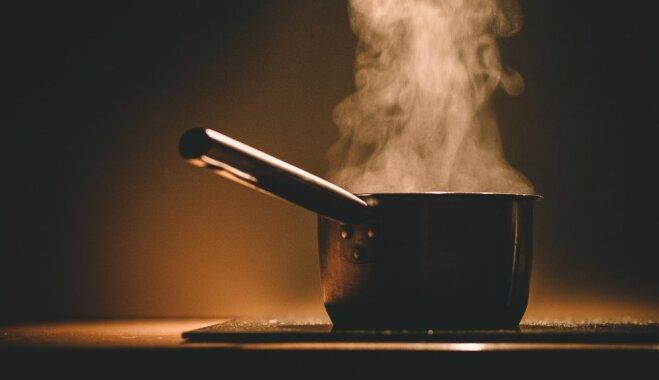 Самый простой и быстрый способ отмыть пригоревшую кастрюлю