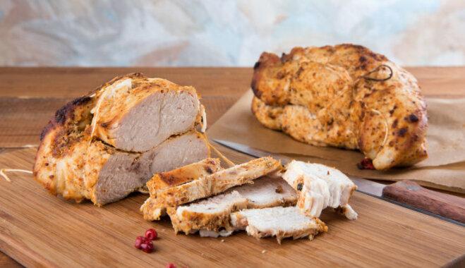 Как приготовить безумно вкусное жаркое из свинины