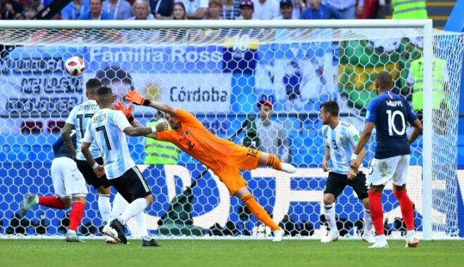 Выбран лучший гол чемпионата мира-2018 по футболу по версии болельщиков