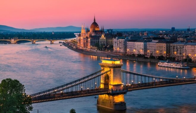 Nosaukti labākie galamērķi Eiropā, kur ceļot 2019. gadā
