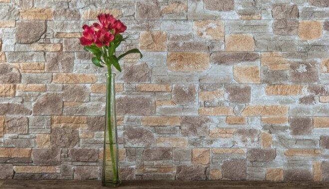 Interjera odziņa – Latvijā ražotas mākslīgā akmens ģipša dekoratīvās flīzes