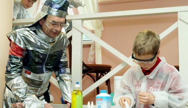 Увлекательные эксперименты помогают освоить законы природы!
