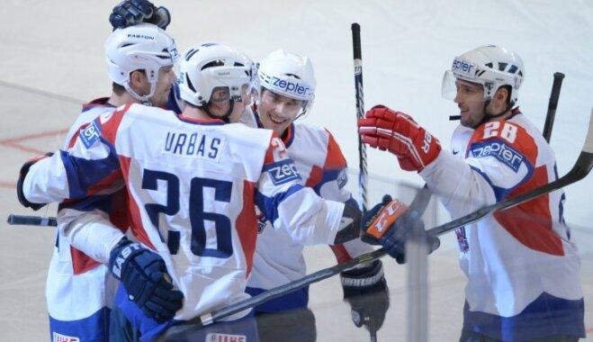 Slovēnijas hokeja izlase nosauc sastāvu dalībai Soču Olimpiādē