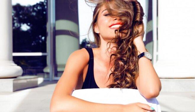 Stila pavedieni matu kopšanā: blondi pelēcīgais, vēsais šokolādes tonis un trakulīgi akcenti