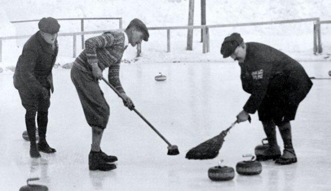 Vēsturiski foto: 90 gadi kopš I Ziemas olimpiskajām spēlēm Šamonī
