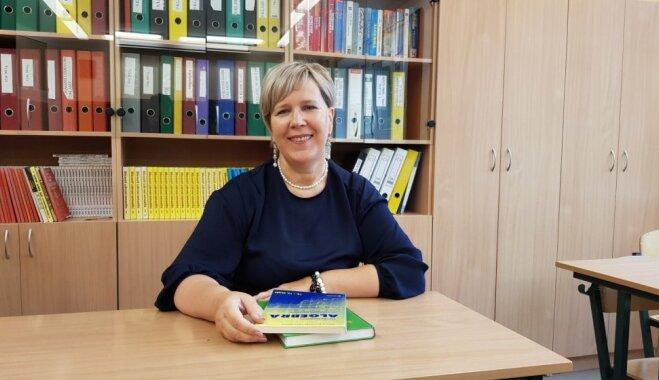 Matemātikas skolotāja: pedagoga profesija ir skaista un prestiža