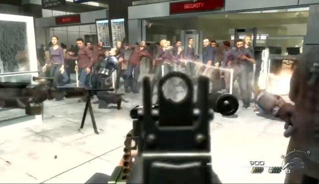 ВИДЕО: Кадры из PC-игр, которые Дональд Трамп связал с убийствами в школах в США (18+)