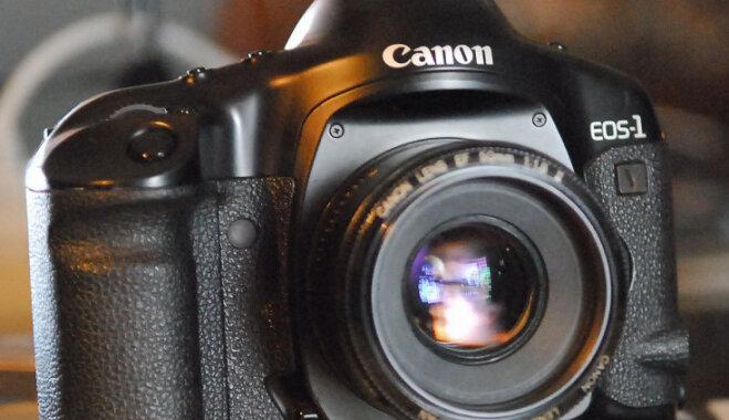 Canon прекратила продажи своей последней пленочной фотокамеры