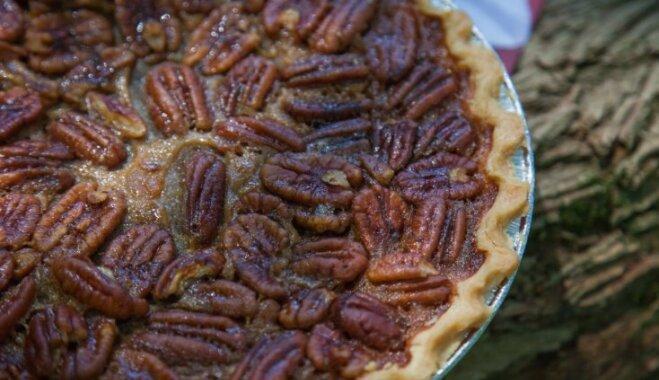 Noras pekanriekstu kūka