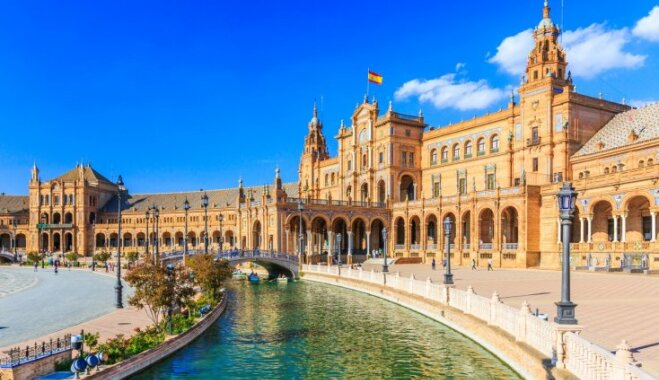 Malaga, Saules krasts un citi Andalūzijas dārgumi. Ko tur apskatīt?