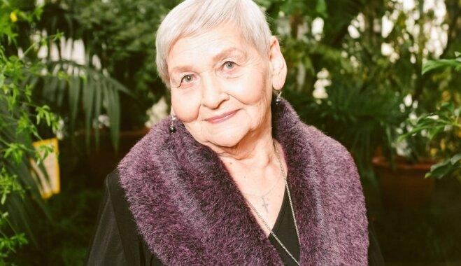 Эта латвийская бабуля доказывает, что и в 80 лет можно жить на полную катушку