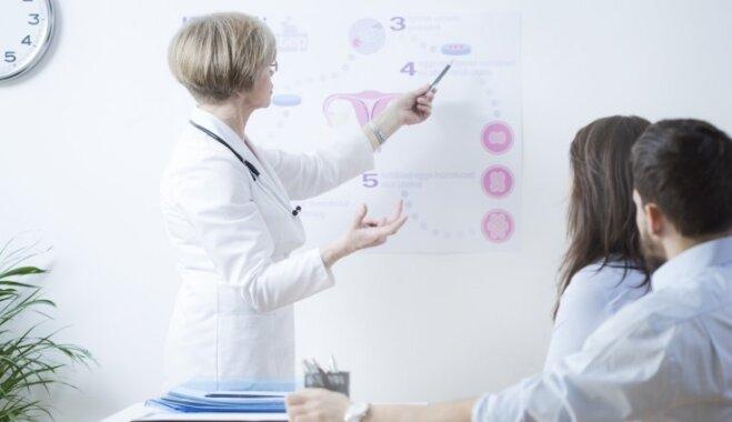 Лечение бесплодия: латвийцам доступны очень высокие технологии