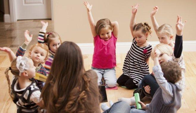 No kāda vecuma bērnu ieteicams sākt vest uz bērnudārzu, psihologu skatījums