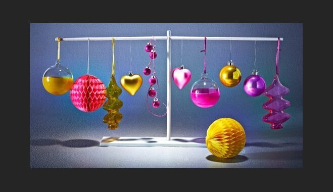 Brīnuma priekšnojautās: Ziemassvētku dekoru idejas, kuras vērts aizņemties no 'Ikea' stilistiem