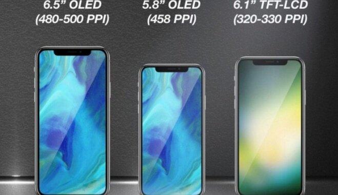 Известный аналитик предсказал, что Apple выпустит три новых iPhone в 2018 году