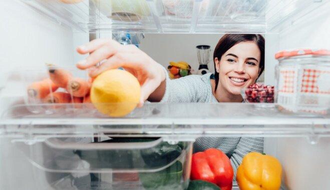 Kārtojam ledusskapi: kā vairot rūmi un atvieglot produktu meklēšanu