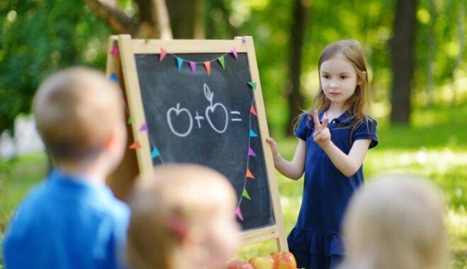 Kāpēc bērniem ir problēmas ar eksaktajiem priekšmetiem, atbild aritmētikas pedagoģe