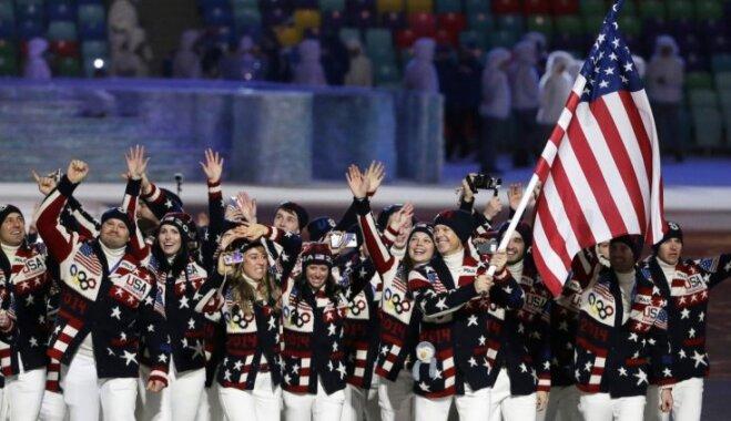 ASV vēstniece ANO: Amerikāņu sportistu dalība Phjončhanas spēlēs ir 'atvērts jautājums'