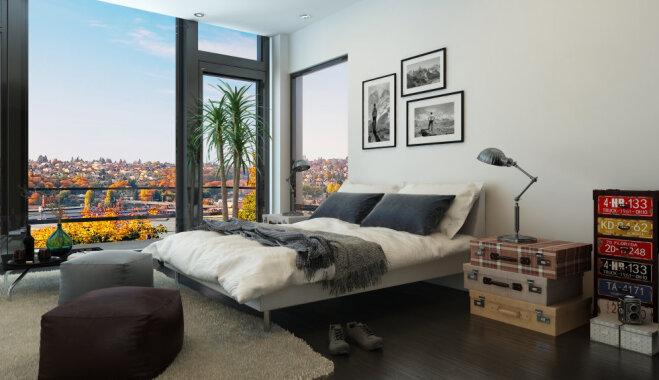 Vieta virs gultas – kā to izmantot praktiski un dekoratīvi
