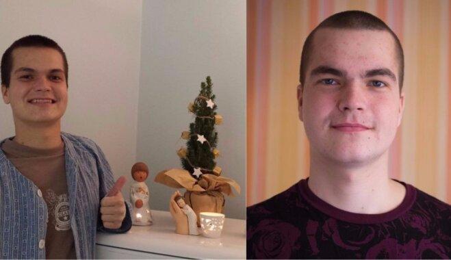 Austris Augusts pēc aknu transplantācijas atsācis sportot un fotografēt