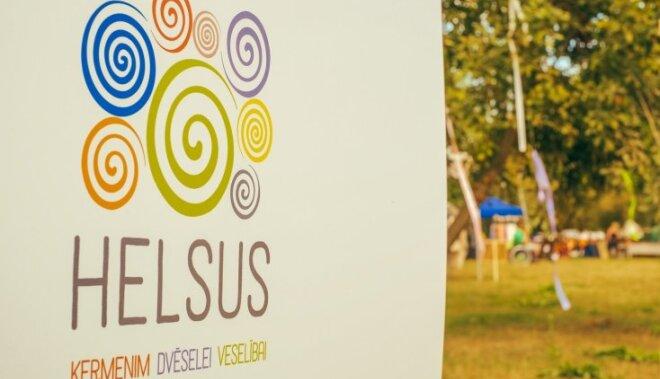 Straujiem soļiem tuvojas veselīga dzīvesveida festivāls 'Helsus'