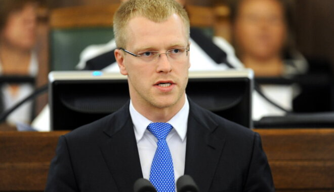 Andrejs Elksniņš: Lāčplēsis ir korumpēts, būtu jāatkāpjas no mēra amata