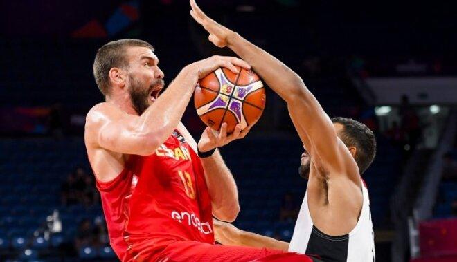 Братья Газоли остановили немцев, сборная Испании — в полуфинале Евробаскета