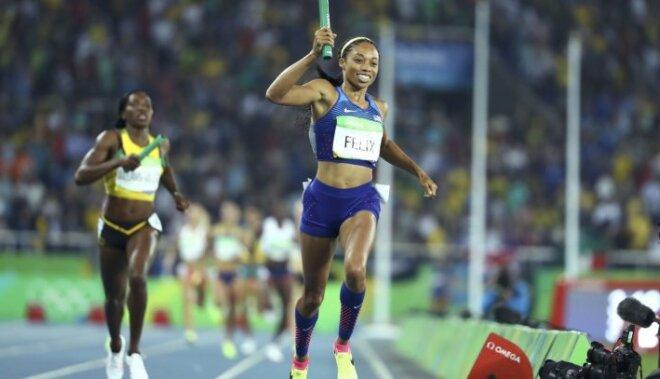Riodežaneiro vasaras olimpisko spēļu rezultāti vieglatlētikā (20.08.2016)