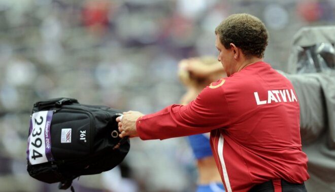 Pēdēji Latvijas olimpieši dosies uz Londonu