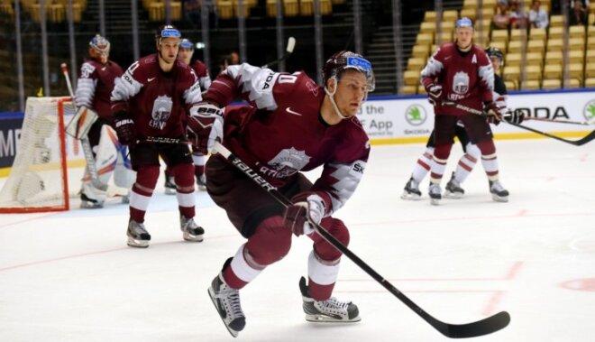 Latvijas izlases spēlētāji pirms PČ ceturtdaļfināla mača: zinām, kas ir jāizdara, zinām, kādi ir pretinieki