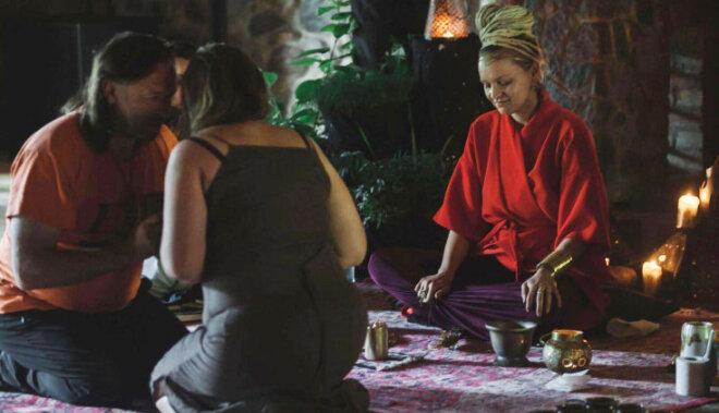 Citāda laulību ceremonija ar dvēseles pavadoni Inin Nini. Kā tas notiek?