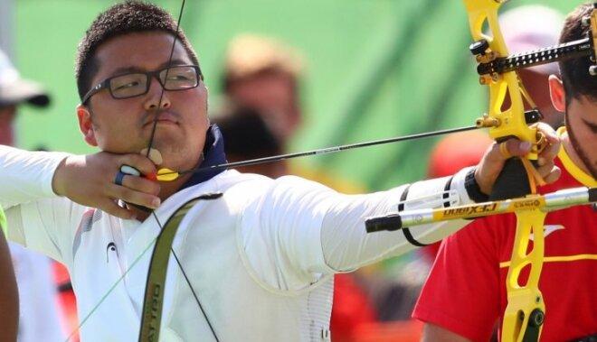Riodežaneiro olimpiskajās spēlēs labots pirmais pasaules rekords