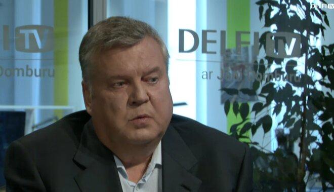 """Янис Урбанович на Delfi TV: """"Оккупации — были. Оккупантов — нет"""""""