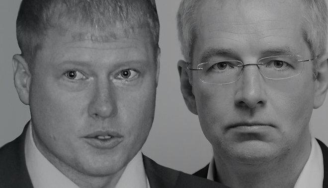 ВИДЕО: Интервью на Delfi TV: Янис Домбурс vs Ивар Яковелс