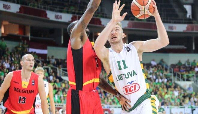 Евробаскет: Россия терпит третье поражение, литовцы — первое
