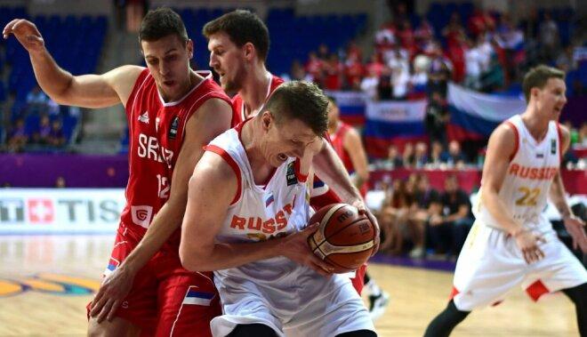 Евробаскет-2017: сборная России одержала вторую победу на групповом этапе, Литва — первую